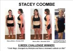 Stacey's 8 Week Challenge Results!